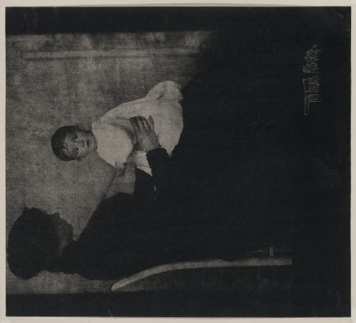 Gertrude Käsebier: Mother and child