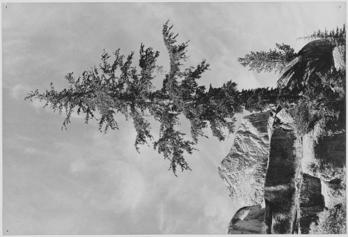 "Ansel Adams: ""An Unnamed Peak, Kings River Canyon (Proposed as a National Park),"" California (Vertical Orientation)"