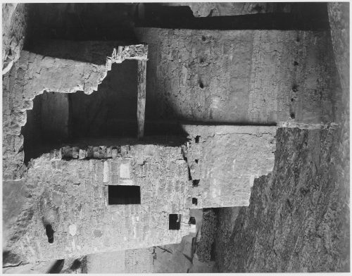 "Ansel Adams: Close-Up, ""Cliff Palace, Mesa Verde National Park,"" Colorado"
