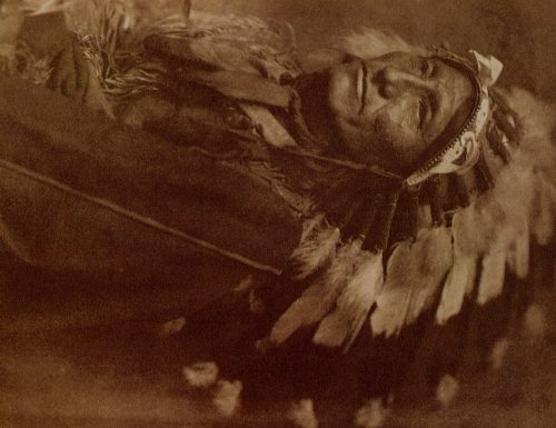 Gertrude Käsebier: Indian Chief, ca.1901