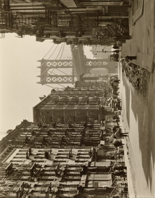 Berenice Abbott: Pike and Henry Streets, Manhattan