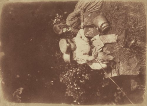 David Octavius Hill and Robert Adamson: At the Minnow Pool, 1843-47