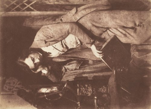 David Octavius Hill and Robert Adamson: James Drummond, c. 1844