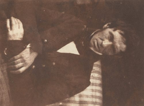David Octavius Hill and Robert Adamson: Patrick Boyle Mure Macredie, 1843-47