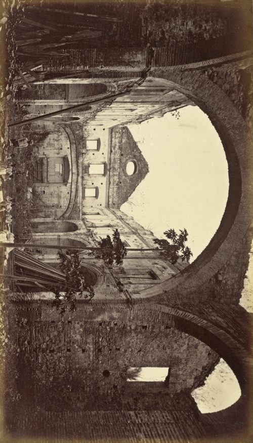 Eadweard Muybridge, Ruins of the Church of Santo Domingo-Panama, 1875 2