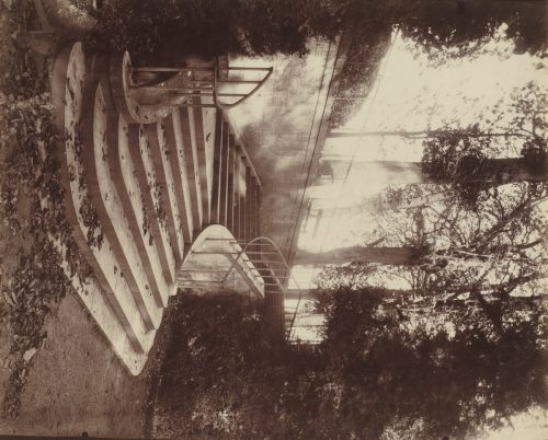 Eugène Atget: The Steps at Saint-Cloud, 1906