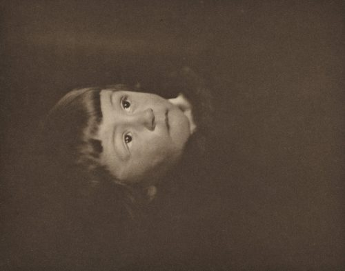 Gertrude Käsebier: Portrait of a Boy, 1899