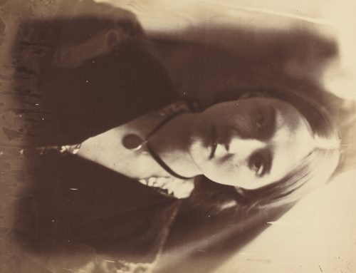 Julia Margaret Cameron: Mary Fisher, 1864