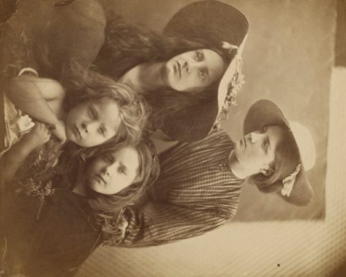 Julia Margaret Cameron: Summer Days, 1866