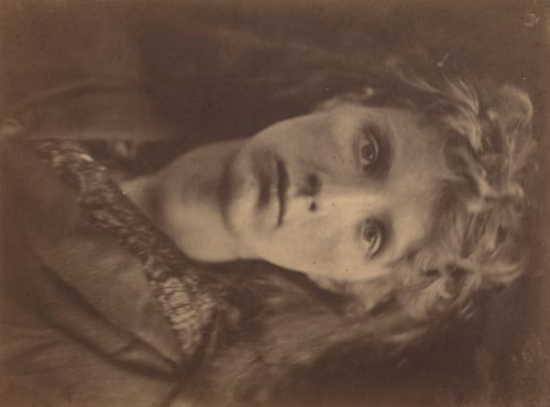 Julia Margaret Cameron: The Mountain Nymph, Sweet Liberty, June 1866