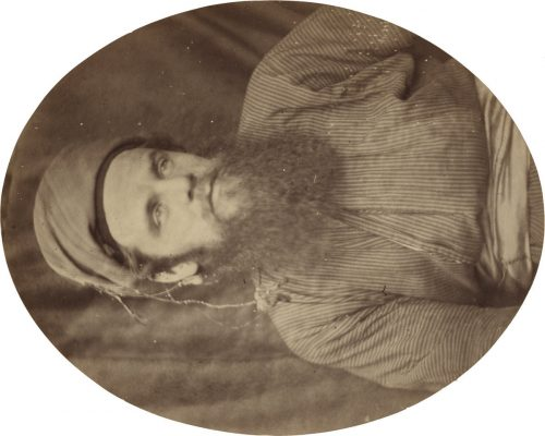 Julia Margaret Cameron: William Holman Hunt, 1864