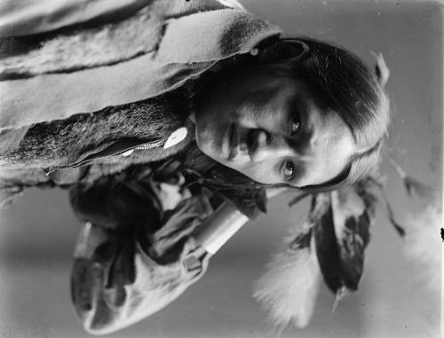 Gertrude Käsebier: Plenty Wounds, American Indian