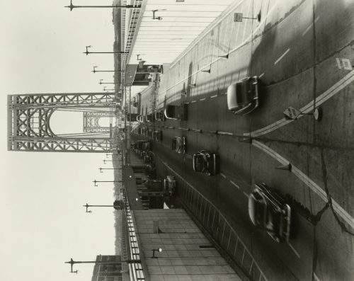 Berenice Abbott, George Washington Bridge, New York, 1937