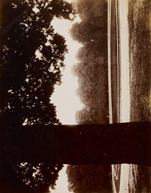 Eugène Atget: Saint-Cloud
