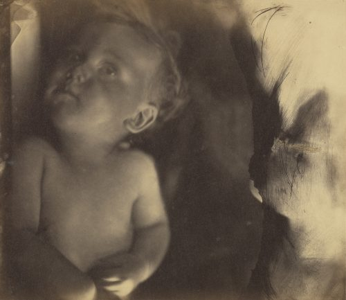 Julia Margaret Cameron: The Vision of Infant Samuel, about 1865