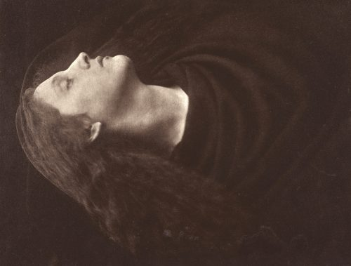 Julia Margaret Cameron: [Call I Follow, I Follow/Let Me Die]