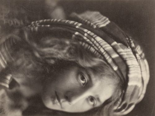 Julia Margaret Cameron: [A Study of the Cenci], 1868