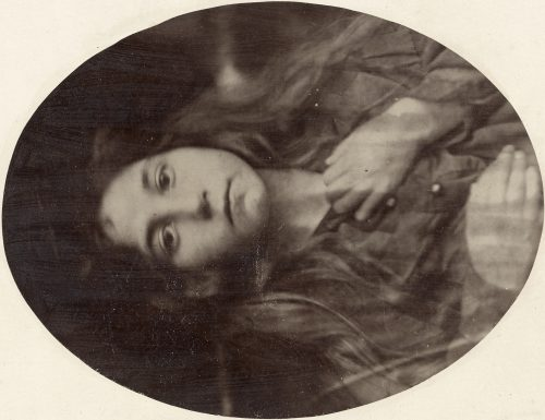 Julia Margaret Cameron: Annie Lee, 1864