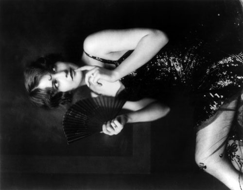 Alfred Cheney Johnston: Barbara Stanwyck, a Ziegfeld girl, ca. 1924
