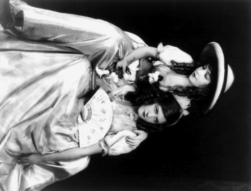Alfred Cheney Johnston: Dorothy and Lillian Gish