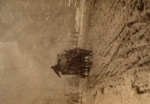 Alfred Stieglitz: Winter – Fifth Avenue, 1892