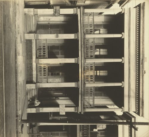 Walker Evans: [New Orleans Boardinghouse], 1935