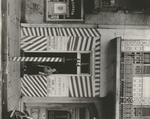 Walker Evans: New Orleans, Louisiana, 1935