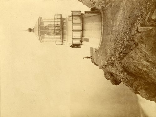 Eadweard Muybridge: First Order Light-House At Punta De Los Reyes